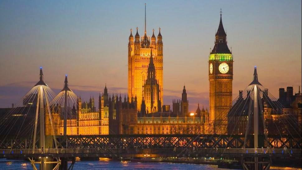 Feriados em Londres em 2015