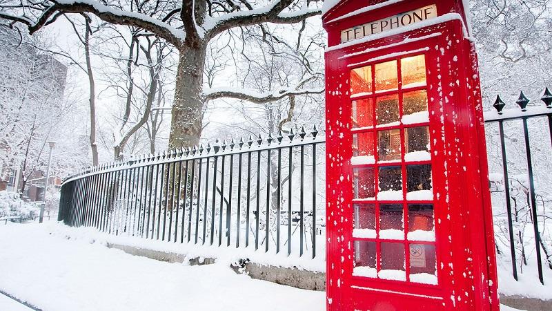 Inverno em Londres