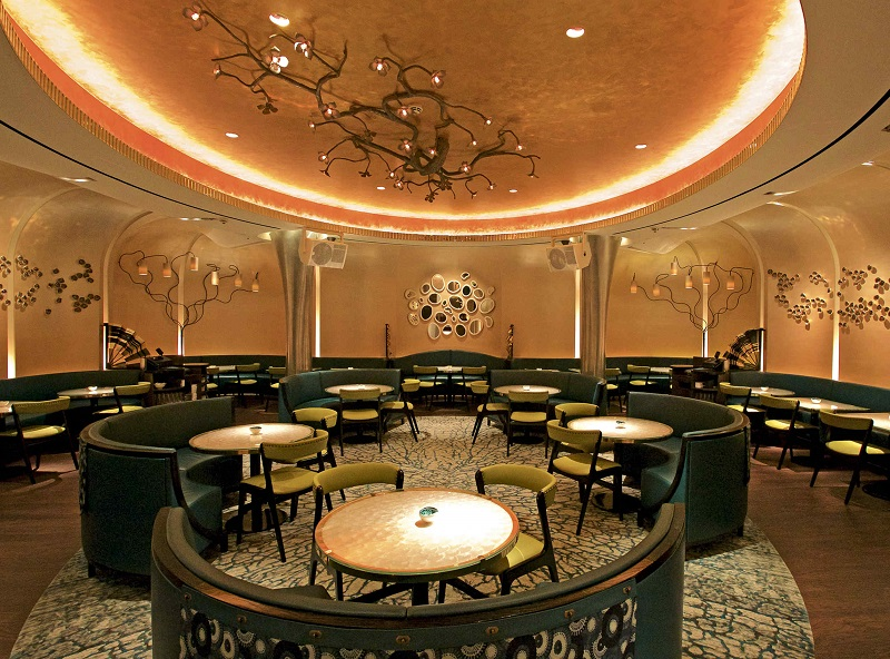 Restaurante Nobu em Londres