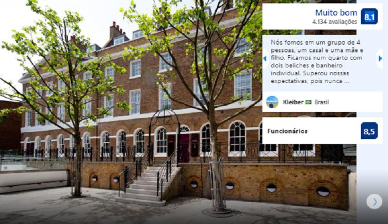 Hostel Safestay London Elephant & Castle