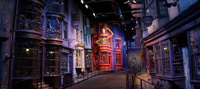 Estúdios do Harry Potter em Londres