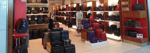 Loja de malas em Portugal