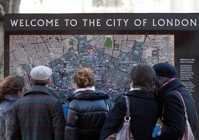 Meses de alta e baixa temporada em Londres