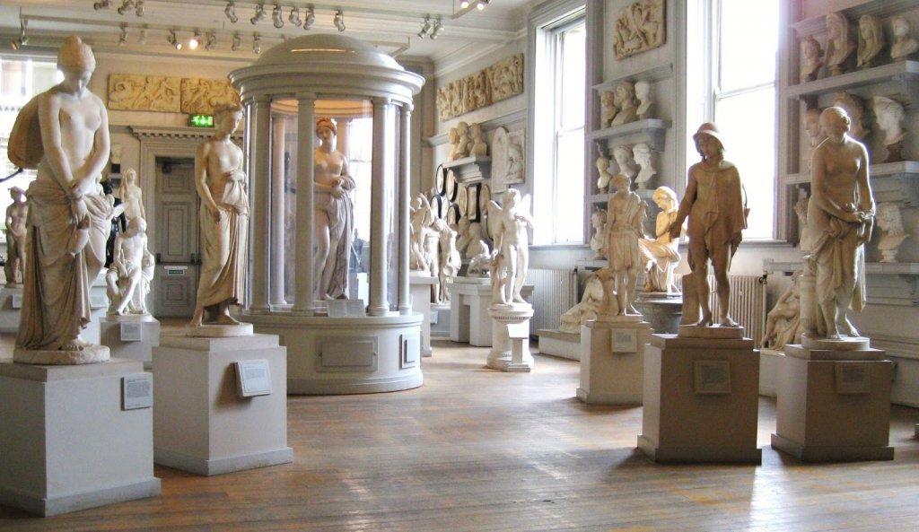 Interior Walker Art Gallery