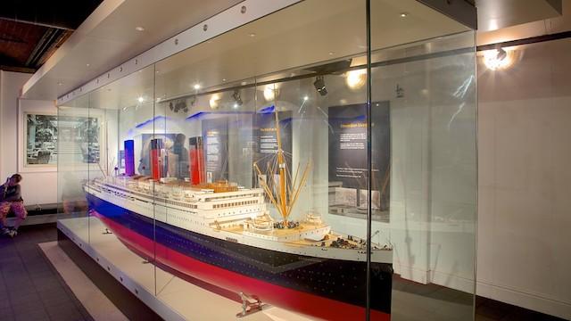 Acervo do Museu Marítimo de Liverpool
