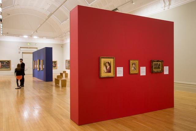 Pinturas da Walker Art Gallery