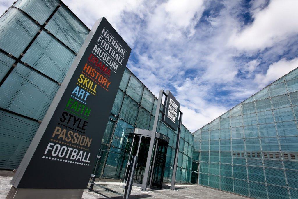 National Football Museum, em Manchester