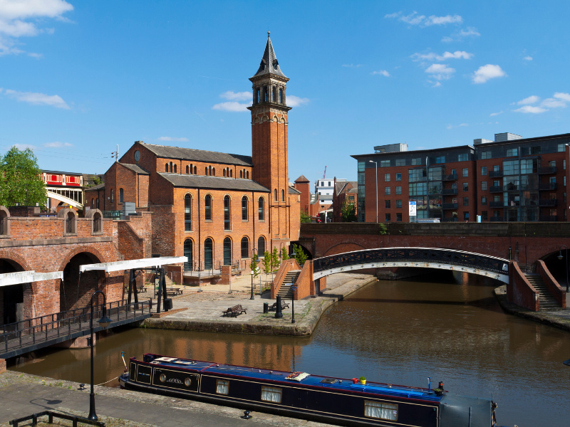 Castlefield, em Manchester