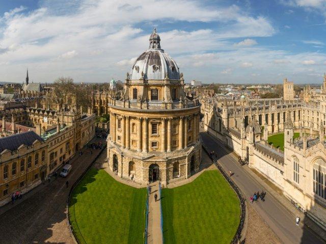 Meses de alta e baixa temporada em Oxford