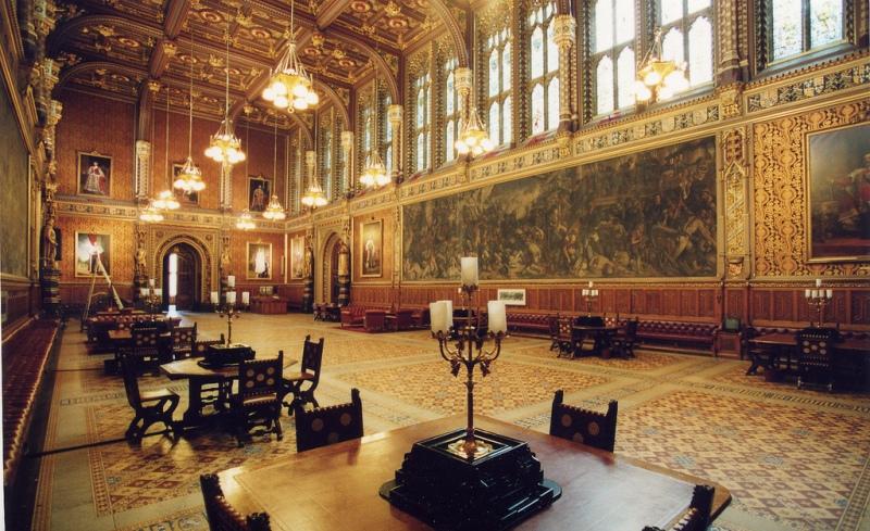 Palácio de Westminster, Londres
