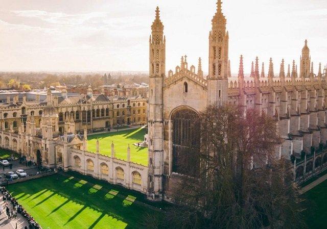 Meses de alta e baixa temporada em Cambridge