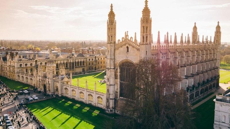 Cambridge no Reino Unido