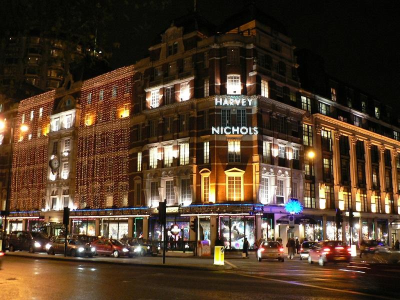 Harvey Nichols em Londres