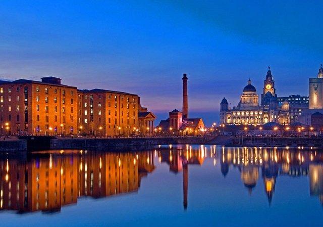 Passeios em Liverpool