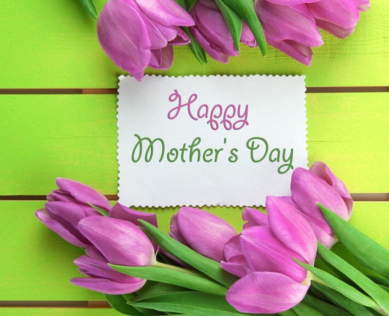 Dia das Mães em Londres