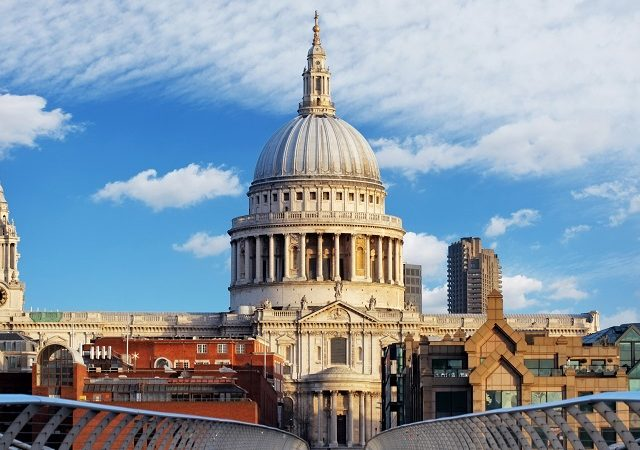 10 Igrejas lindas em Londres