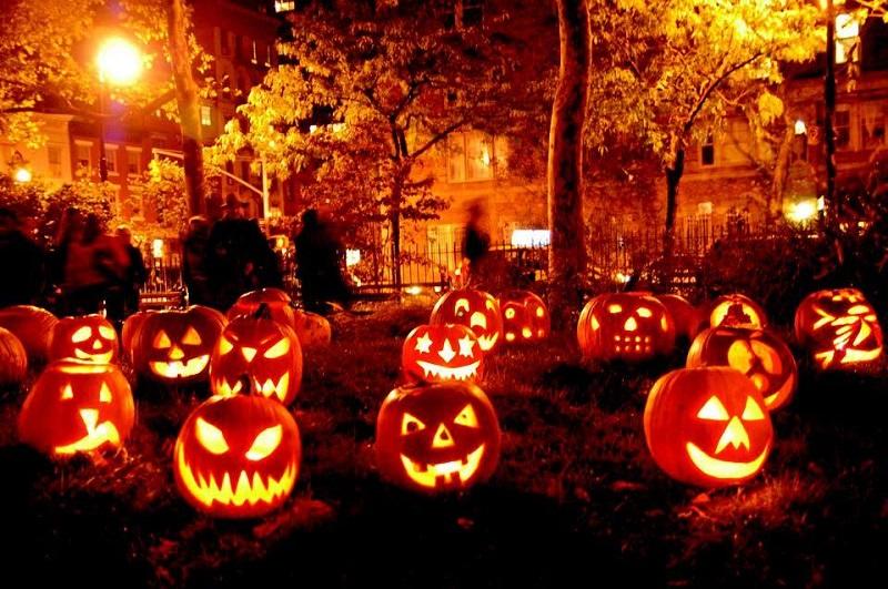 Halloween em Londres