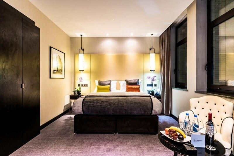 Quarto do Hotel Montcalm Royal London House-City
