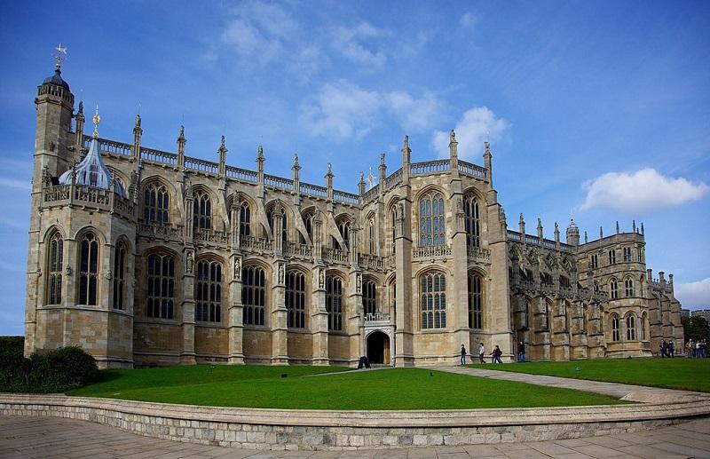 Capela do Castelo de Windsor
