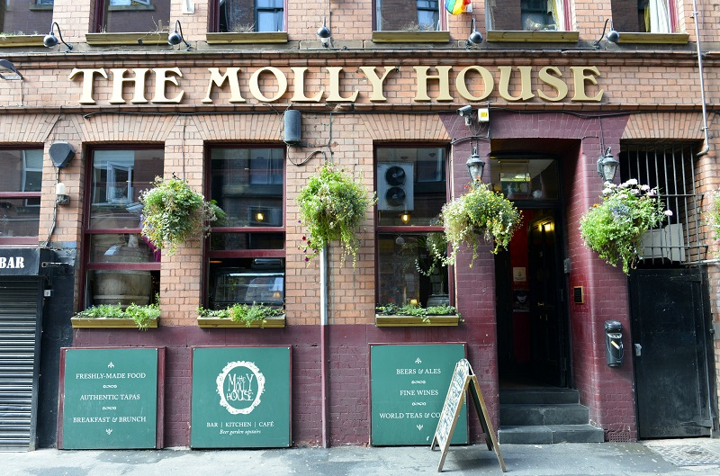 Pub Molly House em Manchester