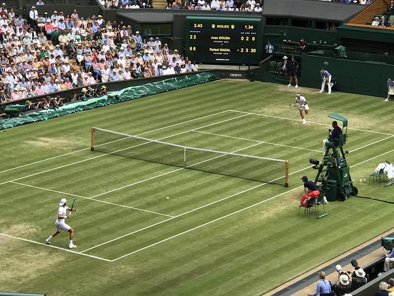 Tênis em Londres