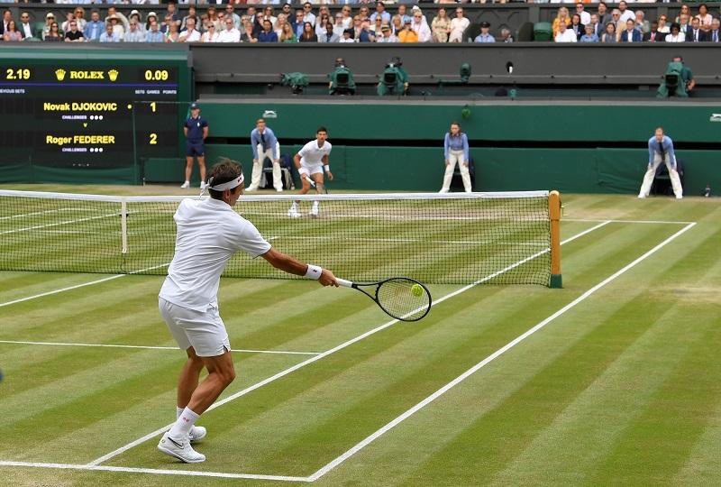 Torneio de Tênis em Wimbledon