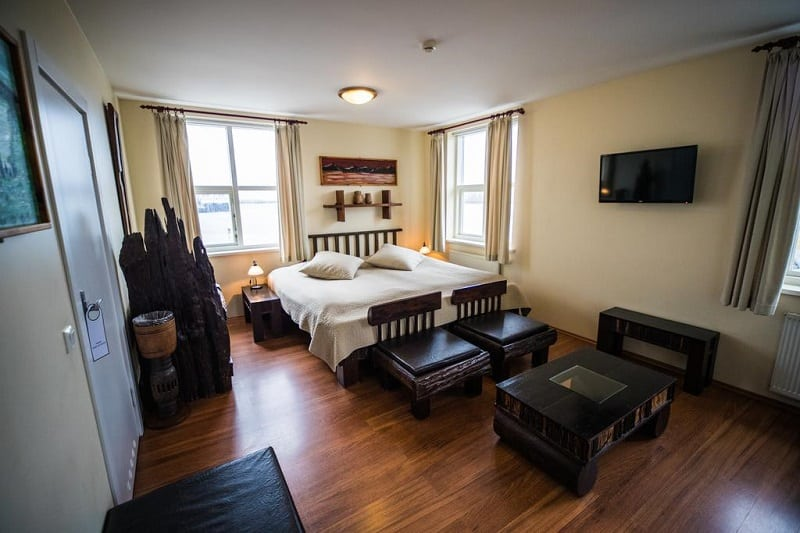 Hotel Viking na Islândia